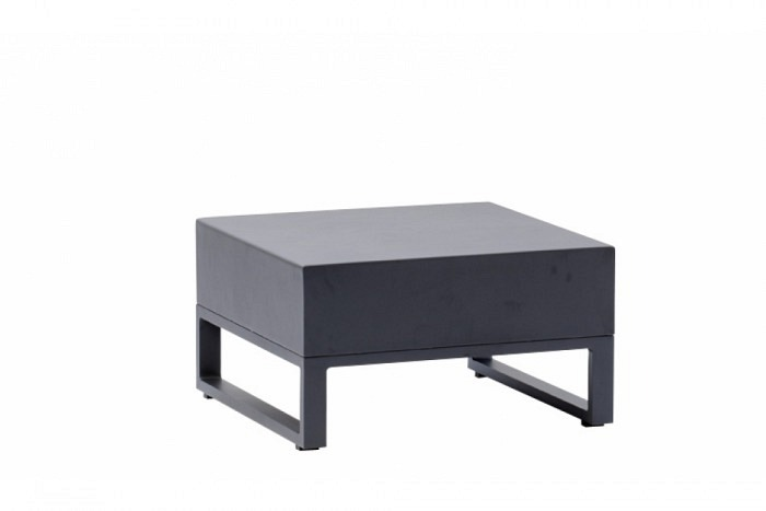 miami tisch h he 30 mit durchgehender platte miami hunn gartenm bel ag. Black Bedroom Furniture Sets. Home Design Ideas